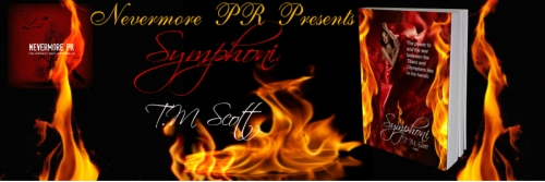 Symphoni blog tour banner